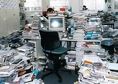 Email Archiving can create quite a mess