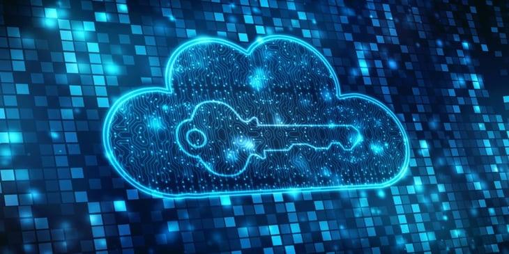 Key cloud
