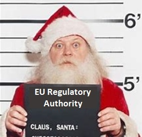 Santa Seeks Exemption from GDPR