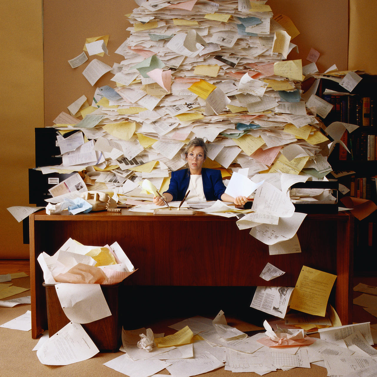 Most Employees are Terrible at Information Management
